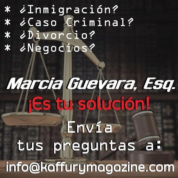 preguntale a la abogada guevaralawgroup tus inquietudes de inmigracin kaffurymagazinehellip
