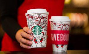 Read more about the article Starbucks y sus vasos de temporada navideña