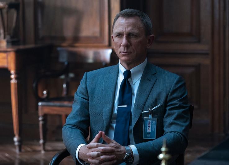 You are currently viewing Marcas presentes en la nueva película de James Bond